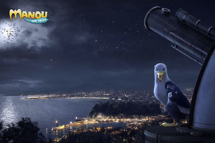 First animated film from LUXX Studios relies on AMD power