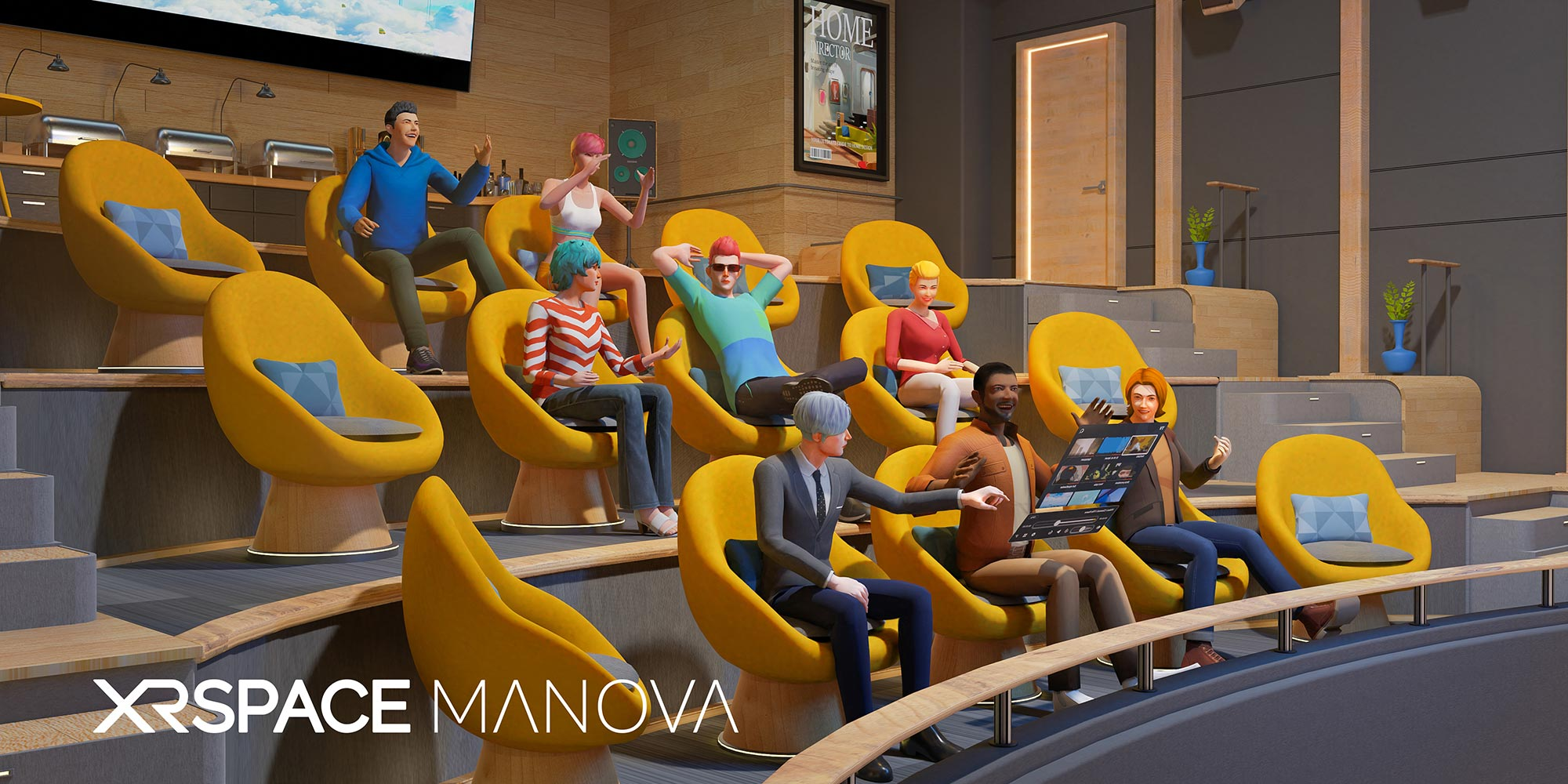 XRSpace Manova: a VR headset for Christmas