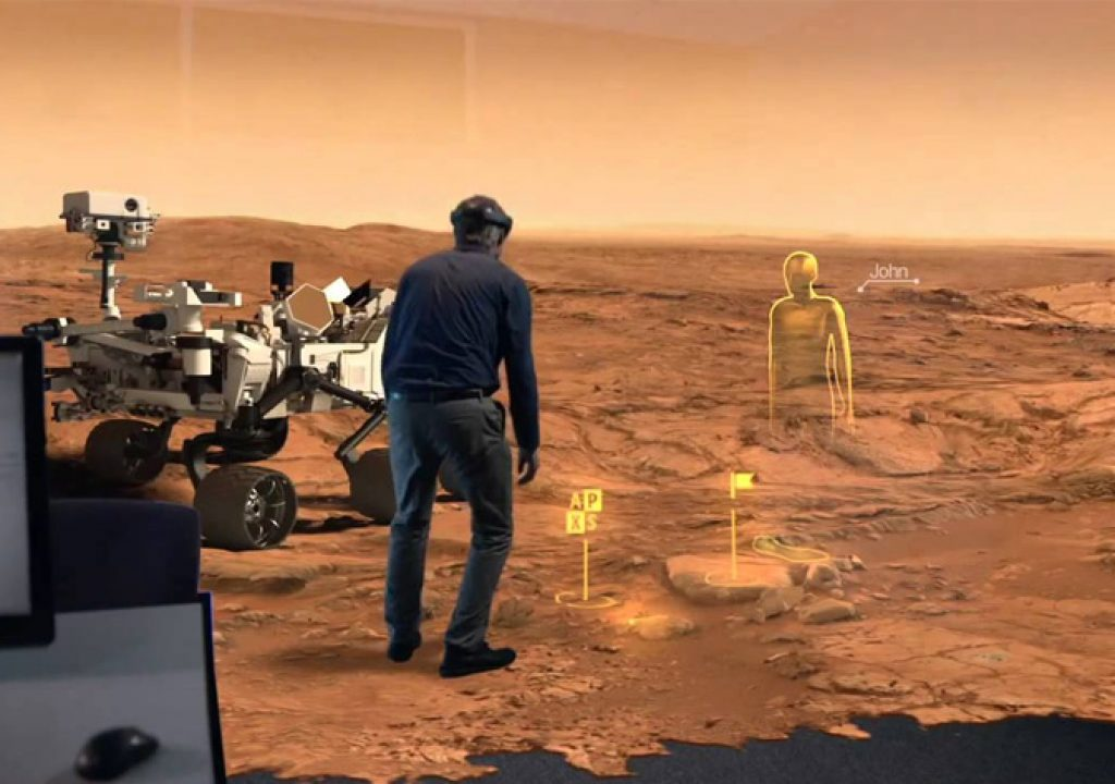 NASA: Virtual Reality will take us all to Mars