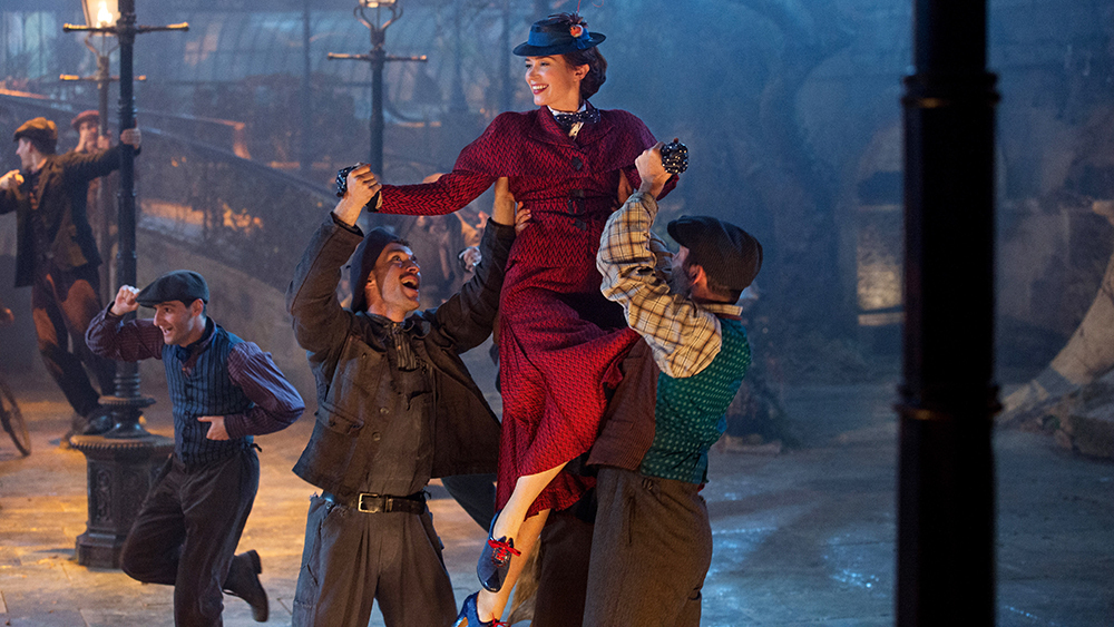 ART OF THE CUT, with Wyatt Smith, ACE on Mary Poppins Returns 2