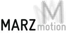 marz logo white