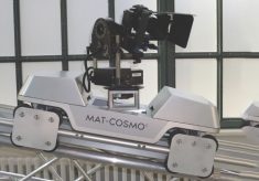 MAT-COSMO, a new extra small dolly