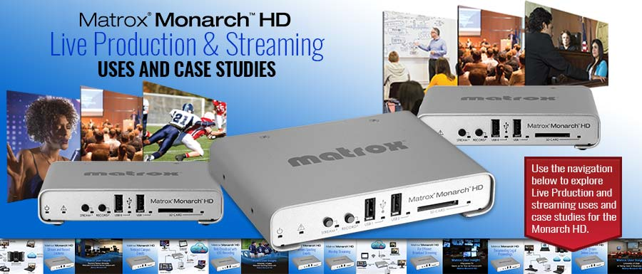 Videoguys Monarch HD slideshow