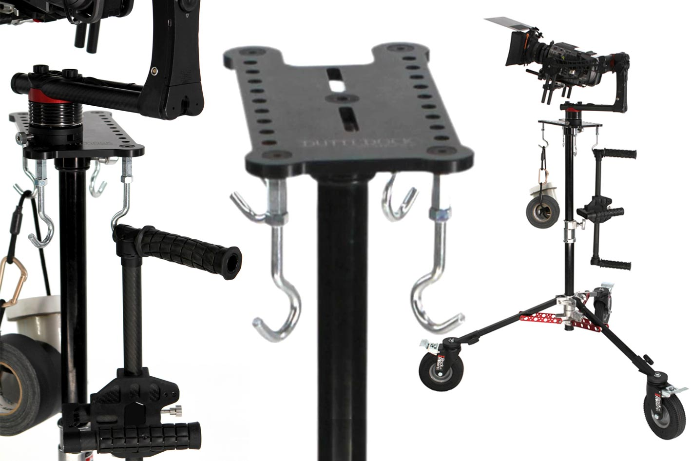 Keep your tools close by with the new Matthews Docking System