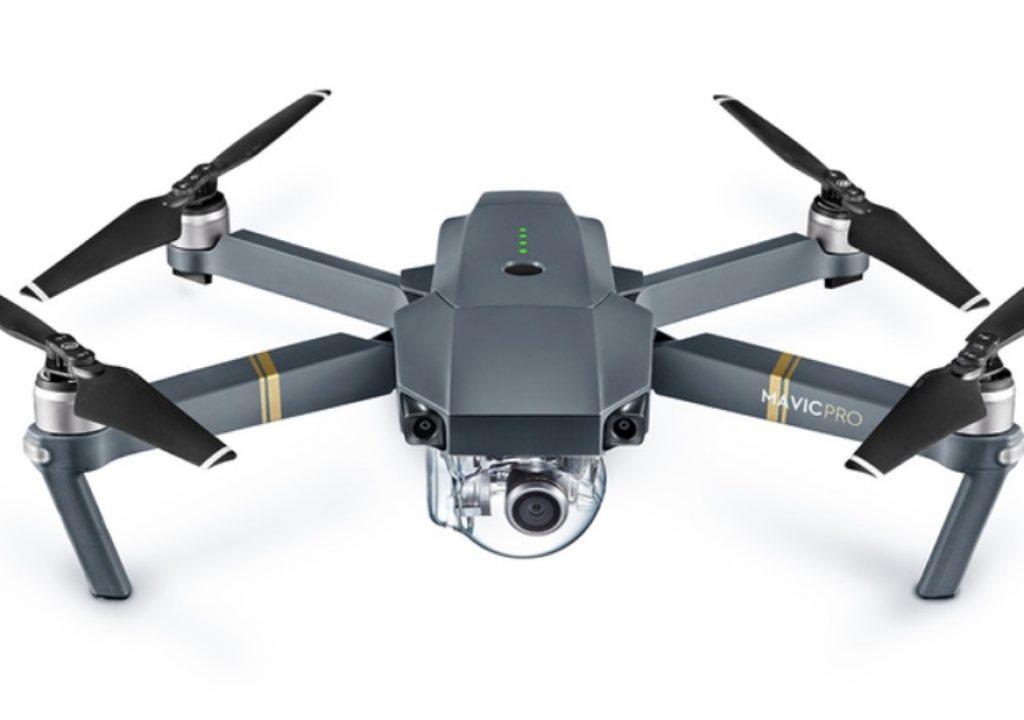 DJI announce their new Mavic Pro drone 7