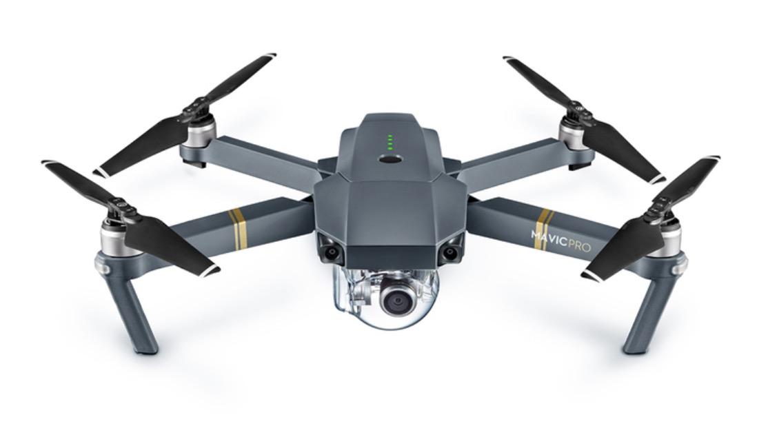 DJI announce their new Mavic Pro drone 2
