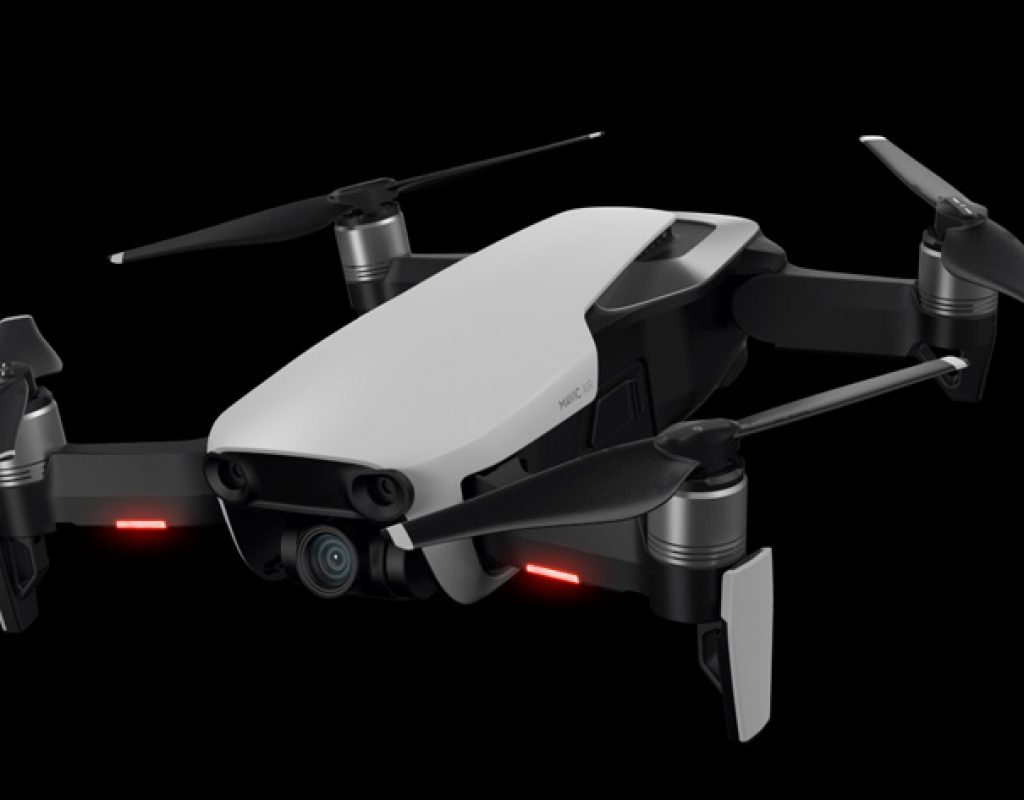 Mavic Air: a smaller, safer and smarter 4K drone