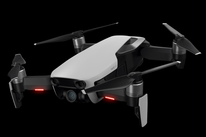 DJI Mavic Air: a smaller, safer and smarter 4K drone