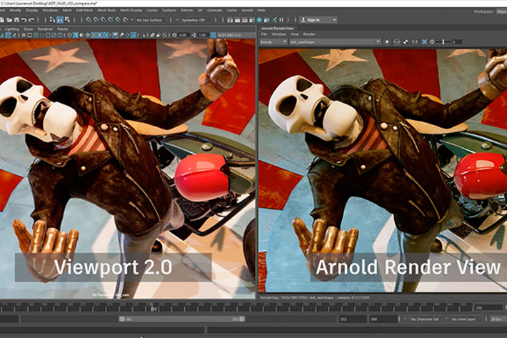 Autodesk releases Maya 2019 by Jose Antunes - ProVideo Coalition