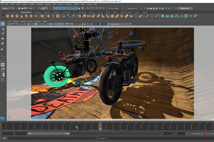 Autodesk releases Maya 2019