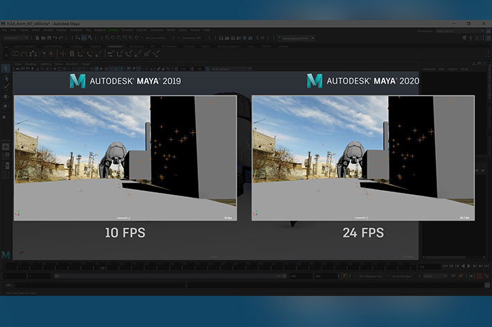Autodesk Maya 2020: new tools enabling creators to work faster