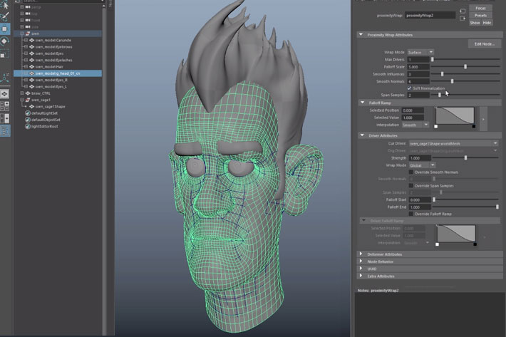 Autodesk Maya 2020: new tools enabling content creators to work faster 1