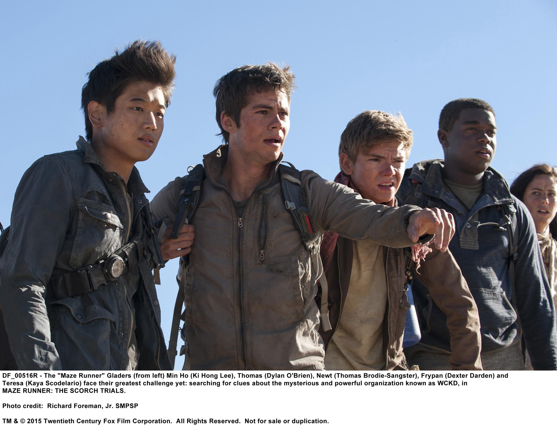 maze runner scorch boys