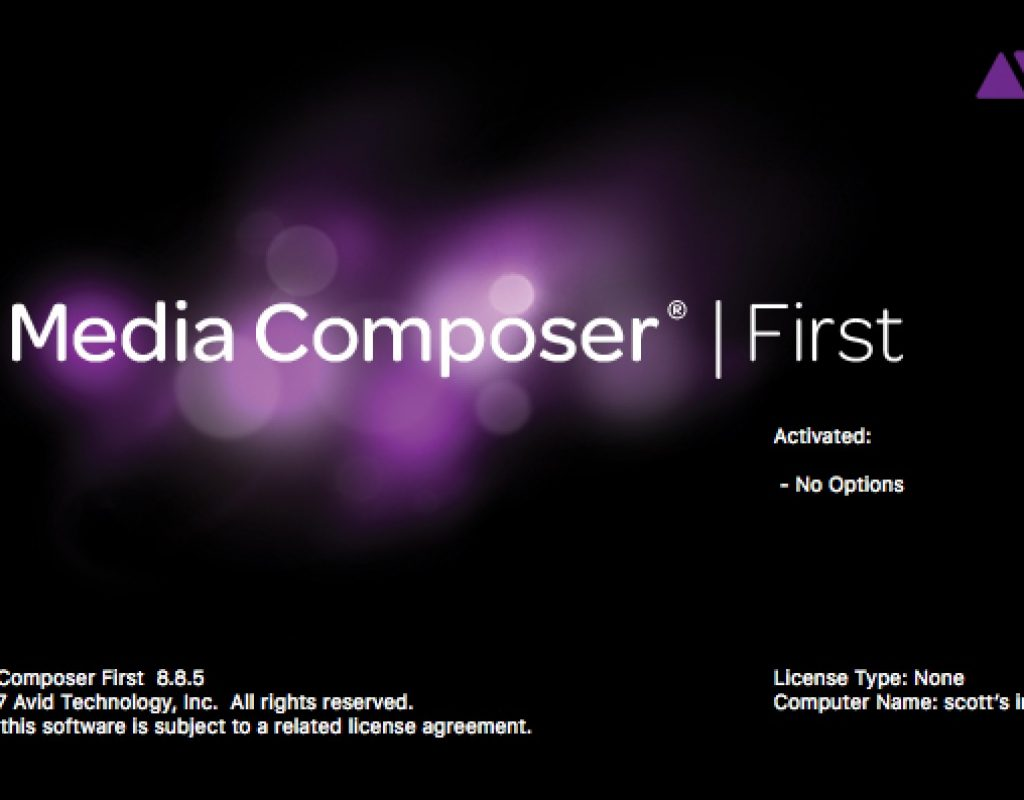 Media Composer - First: Free and finally shipping after all these years 1