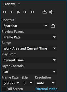 mcp Preview spacebar