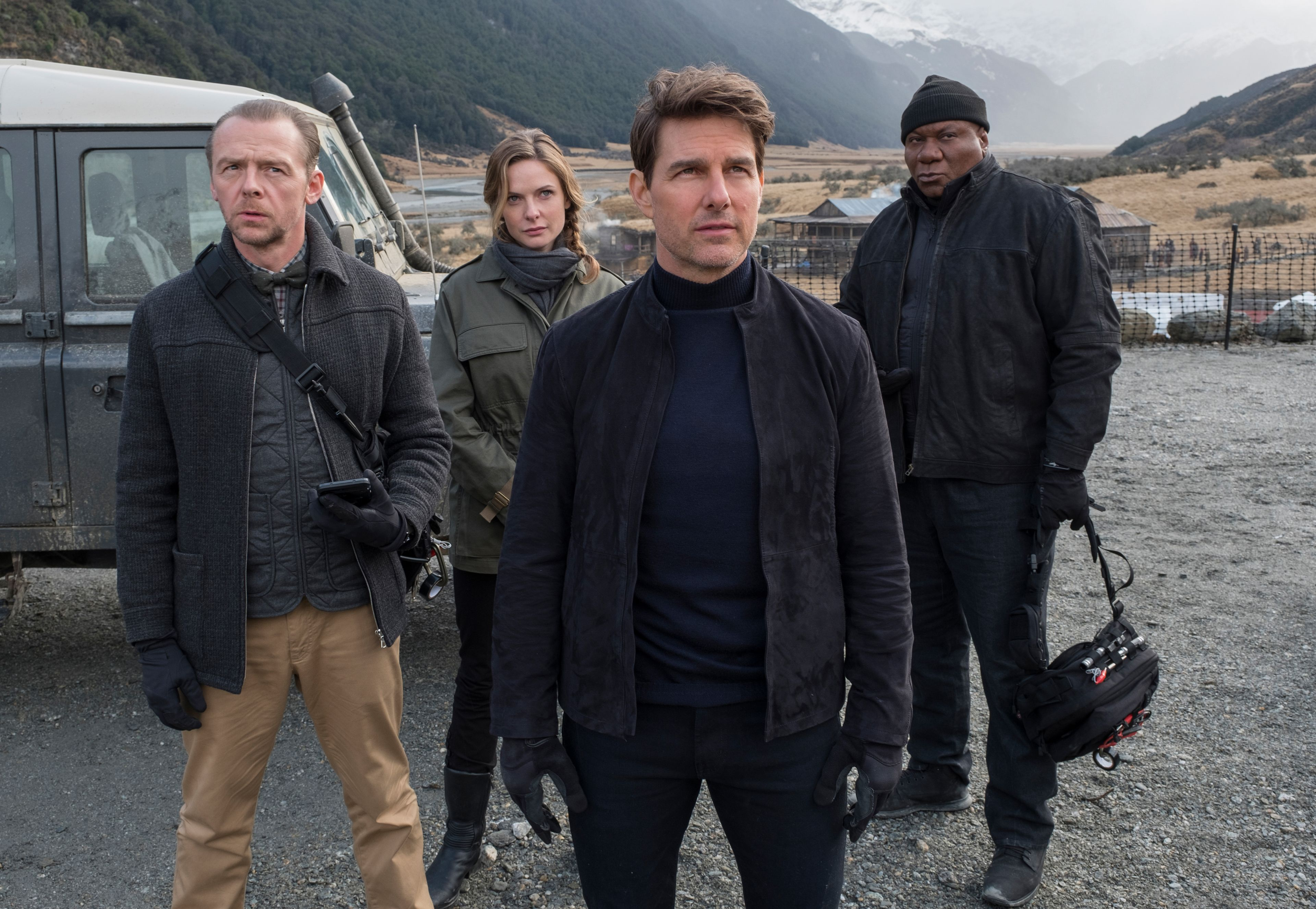 ART OF THE CUT with Mission: Impossible - Fallout's Eddie Hamilton, ACE 30
