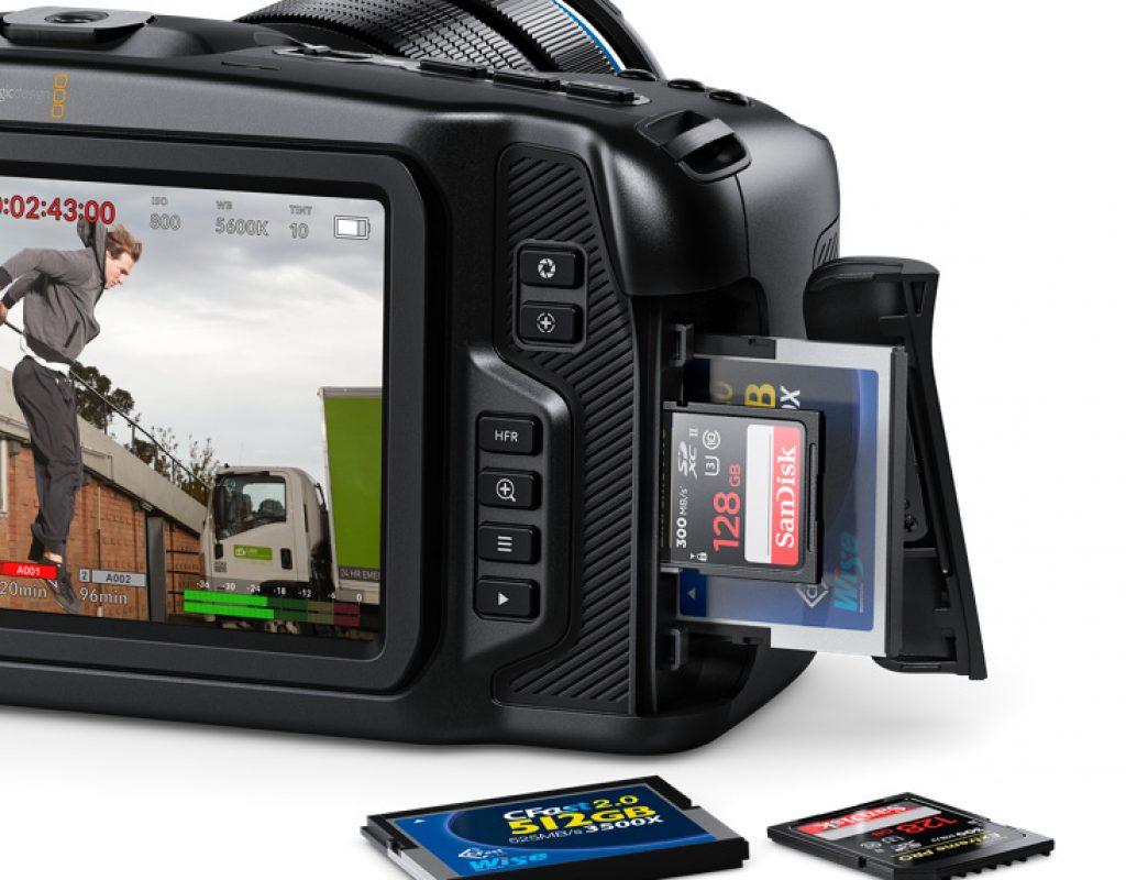 Blackmagic Pocket Cinema Camera earns 4K, balanced XLR audio and more 7