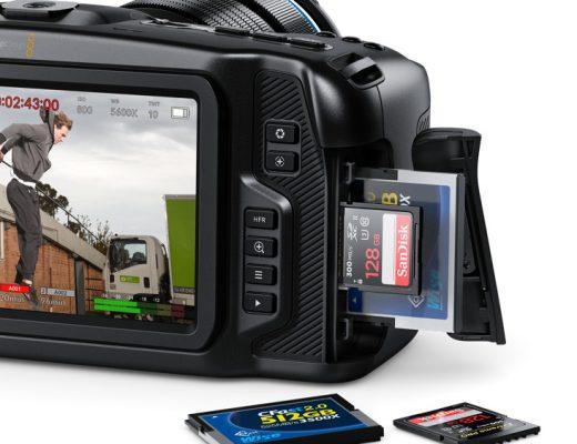 Blackmagic Pocket Cinema Camera earns 4K, balanced XLR audio and more 1
