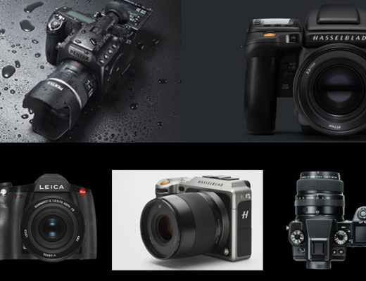 The best medium-format cameras for video