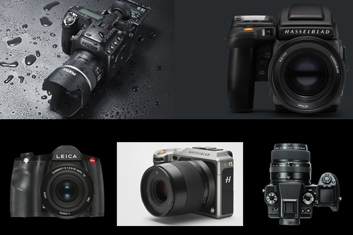 The best and only medium-format cameras for video