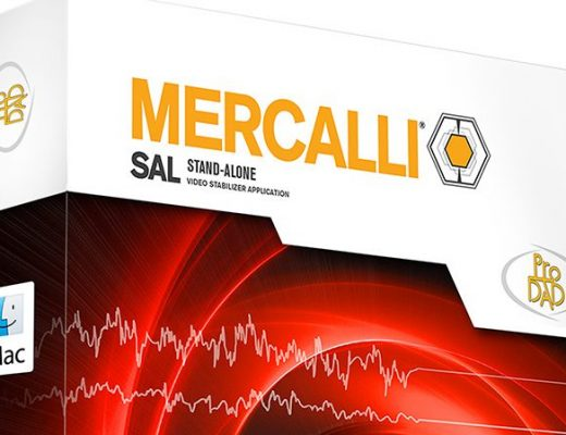 proDAD's Mercalli SAL now on Mac