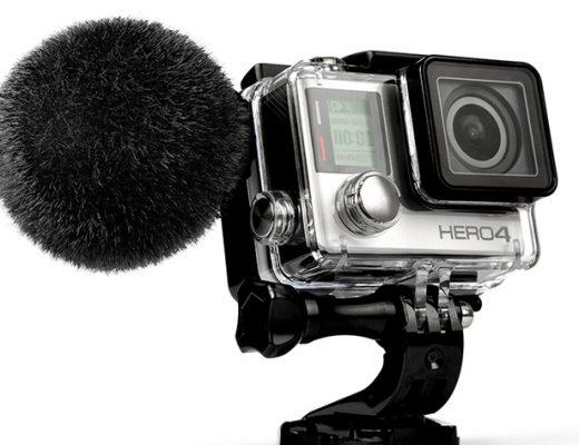 Sennheiser's MKE 2, a mic for GoPro