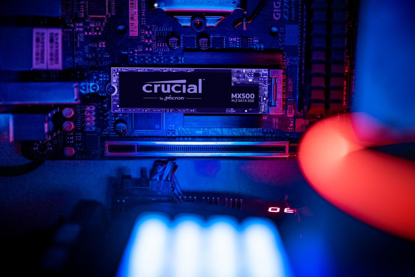 New Crucial SSDs will be bigger, faster and cheaper