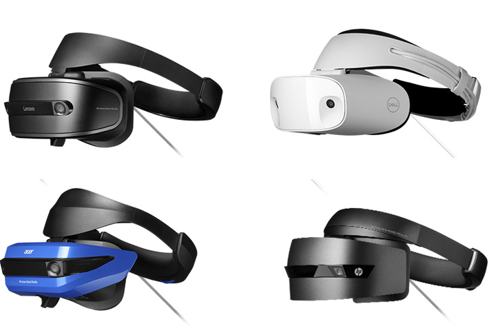 Windows 10 brings Mixed Reality to the masses