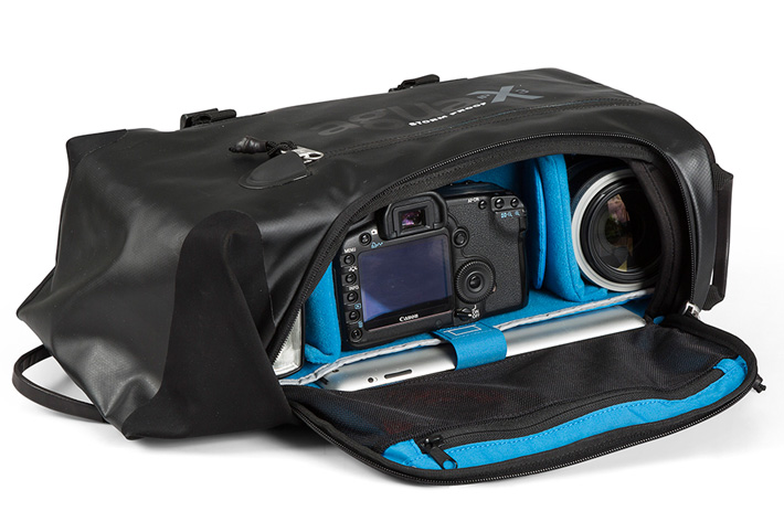 New storm-proof bags from miggo