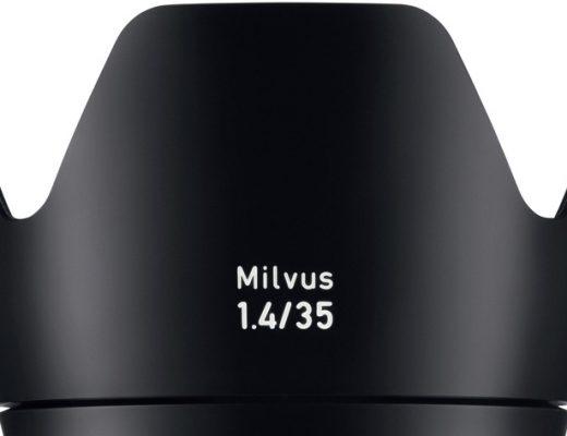 ZEISS Milvus 1.4/35, a lens for DSLR cameras
