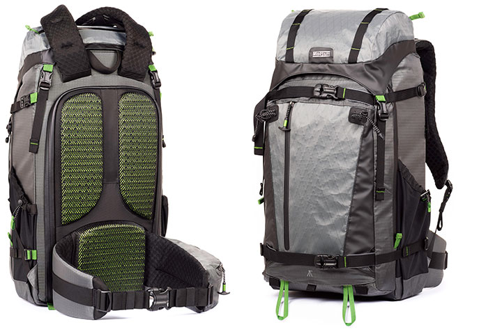 MindShift BackLight Elite 45L, a backpack for extreme environments