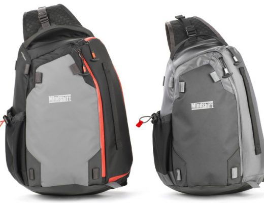 PhotoCross: first sling bags from MindShift Gear