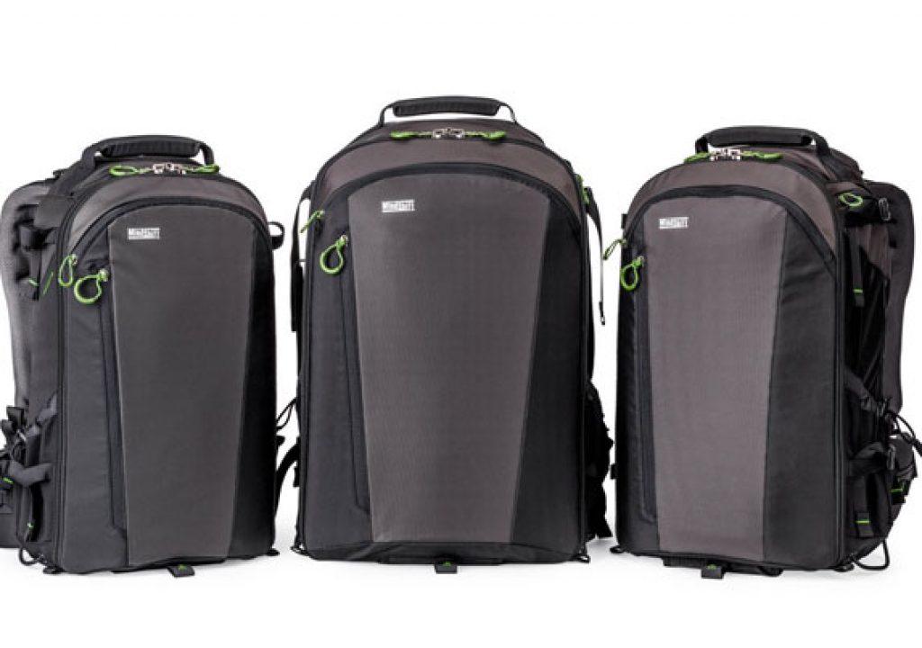 First Light: New Backpacks for Travel and Trek 1