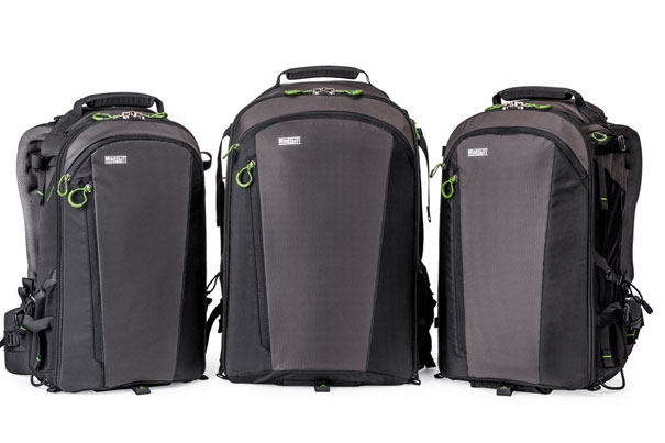 First Light: New Backpacks for Travel and Trek 14
