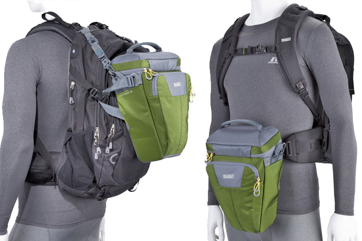Mindhsift Gear Multi-Mount Holsters