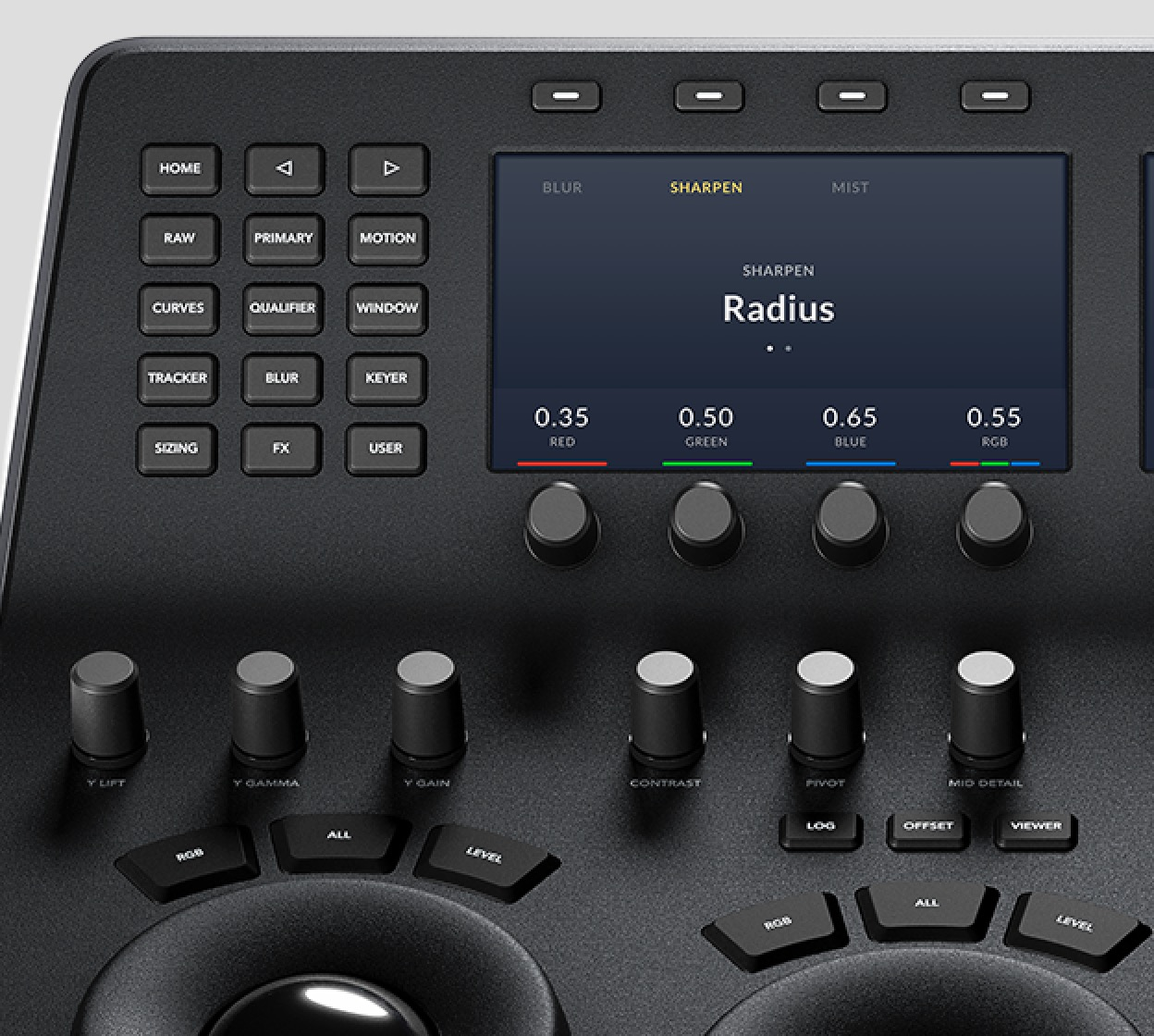 Blackmagic Design introduces two new color grading panels for DaVinci Resolve 4