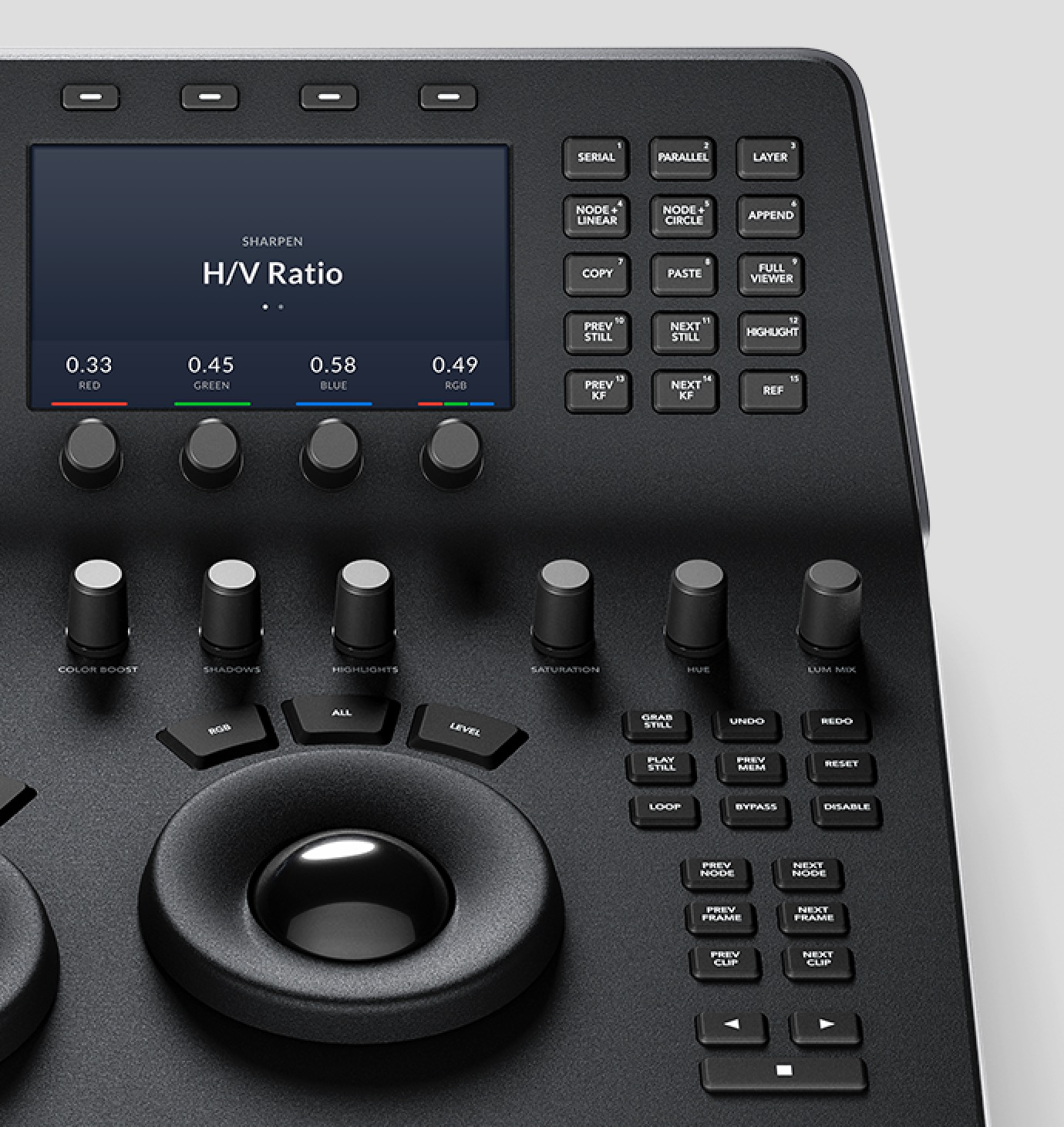 Blackmagic Design introduces two new color grading panels for DaVinci Resolve 3