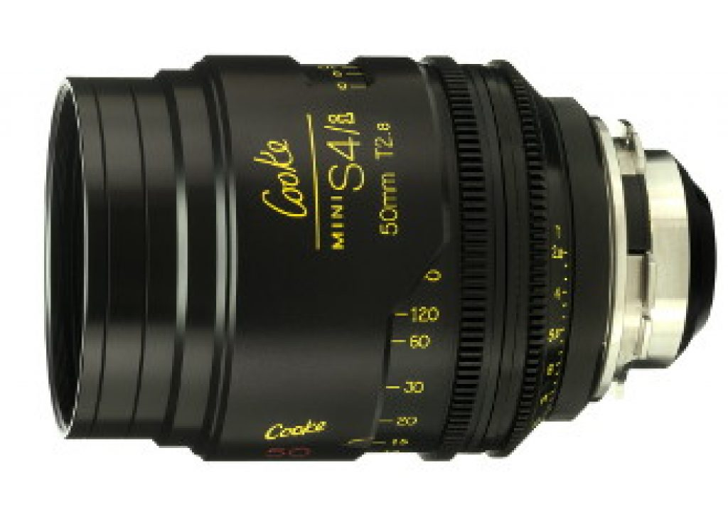 A miniS4/i, from Cooke's website