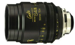 Cooke to offer interchangeable mounts for miniS4/i lenses