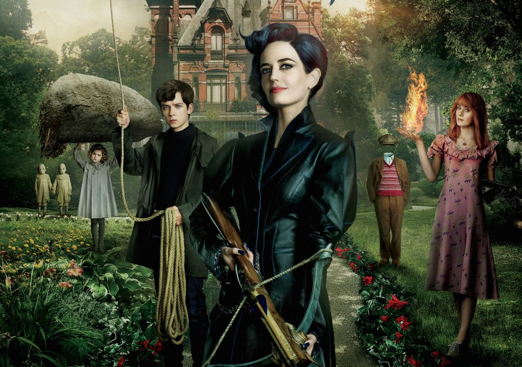 "ART OF THE CUT with Chris Lebenzon, ACE on editing ""Miss Peregrine's"" 1"