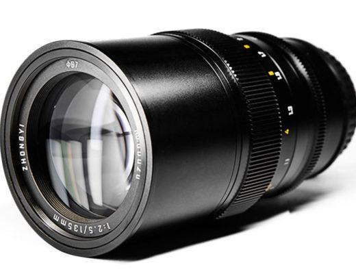 Mitakon Creator 135mm f/2.5 APO: a portrait lens rebuilt