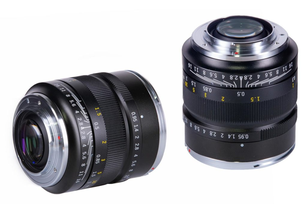 Mitakon Speedmaster 17mm f/0.95 for Micro Four Thirds