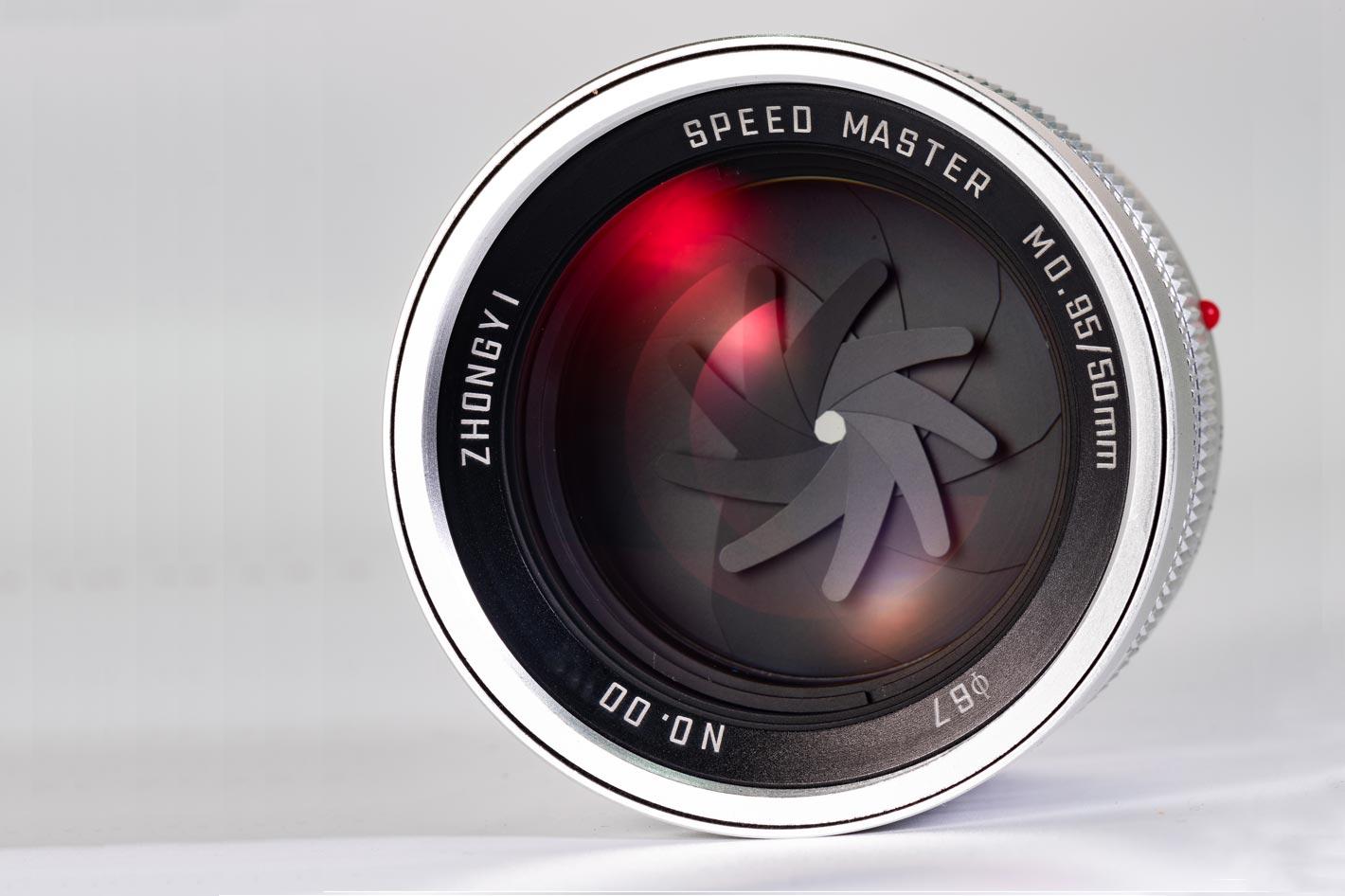A new ZY Optics lens: the Mitakon Speedmaster 50mm f/0.95 for Leica M mount