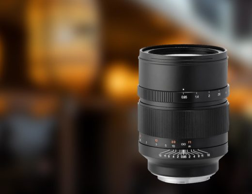 Mitakon Speedmaster 50mm f/0.95: only for Canon DSLRs
