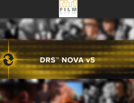 MTI Film releases DRS NOVA v5 for better digital restoration