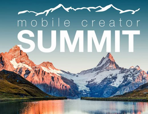 A FREE virtual training summit for mobile content creators