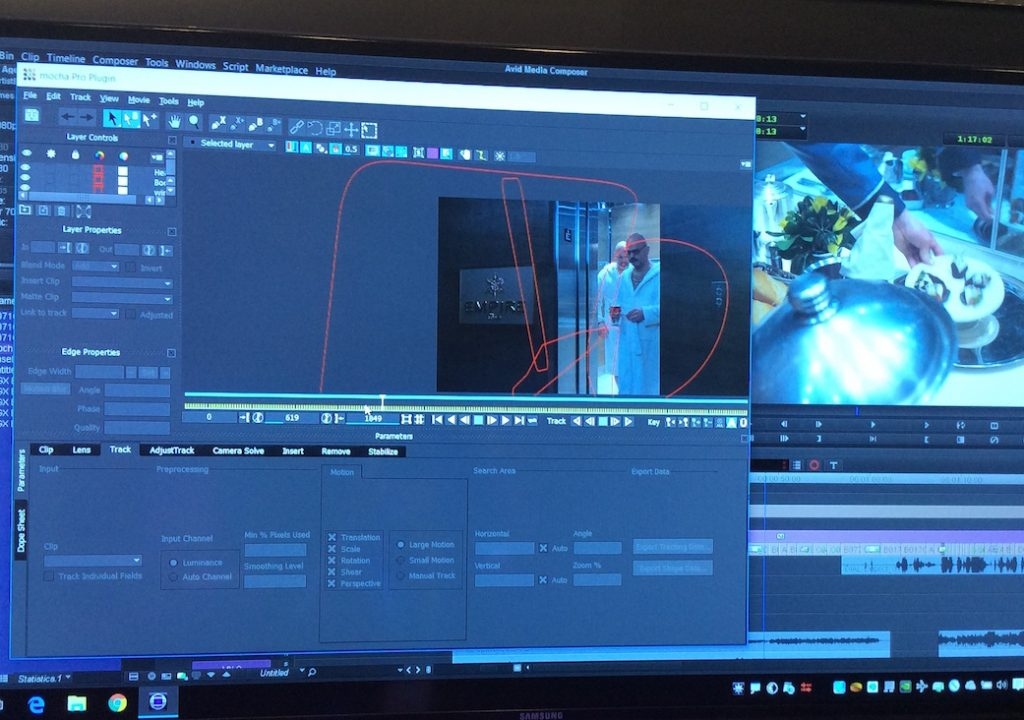NAB 2016 - mocha Pro and visiting the Boris and Imagineer Systems Booth 1