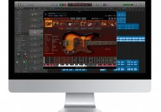 Modo Bass is a software version of an acoustic bass guitar