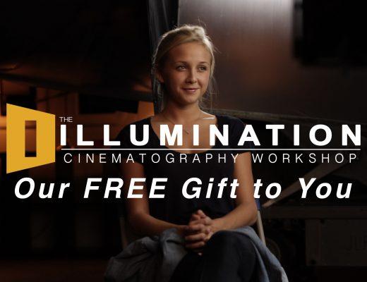 Shane Hurlbut, ASC Makes Illumination Experience Workshop Free