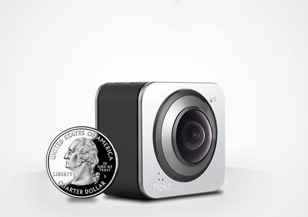 World's smallest 360 camera funded on Indiegogo